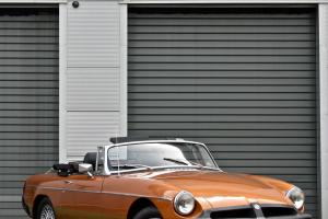 1981 MG MGB Roadster LE Classic  Photo