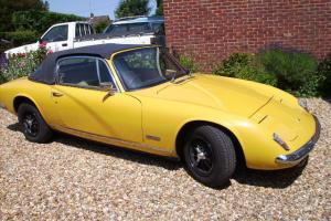 LOTUS ELAN PLUS 2 DHC  Photo