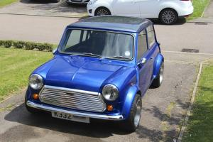 1993 ROVER MINI ITALIAN JOB BLUE - 1275  Photo