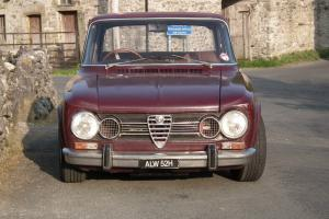 Alfa Romeo Giulia 1300 Ti Sensibly Upgraded Long MOT TAXED Needs some TLC