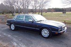 Daimler Supercharged V8 Jaguar XJR