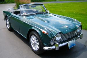 1966 Triumph TR4A IRS 2.1L Photo