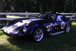 1965 Shebly Daytona Coupe FFR Type 65 with Ford crate motor