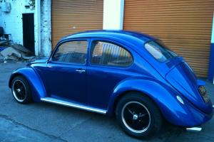 Classic VW beetle totaly restored 1969 model