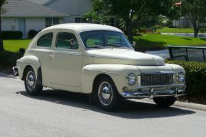 1963 VOLVO PV544 A/C SAME OWNER 40 YEARS! AMAZING B18D VIDEO! 91 PICTURES