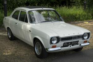 FORD ESCORT MK1 LOTUS TWIN CAM CLASSIC GENUINE ORIGINAL CLASSIC CAR  Photo