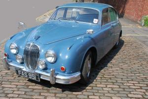 Very Early 1960 Jaguar MK2 2.4/240. Historic Tax Exemption. 3 Owners from new