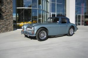 1967 Austin-Healey 3000 Mark III Convertible (Kurt Tanner Restoration)