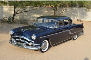 1954 Packard Patrician, 23k Documented Miles, Older Restoration, Gorgeous!