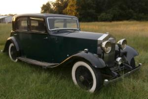 1932 Rolls Royce 20/25 HP Photo