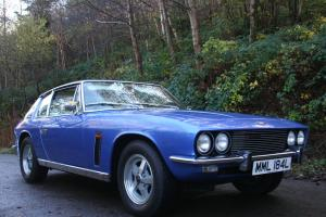 1972 JENSEN INTERCEPTOR III AUTO BLUE