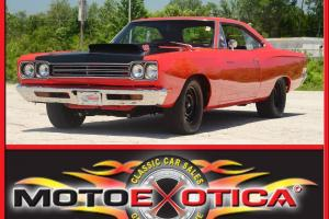 1969 PLYMOUTH ROADRUNNER-440 SIX PACK UPGRADE-NUT AND BOLT RESTORATION!!!