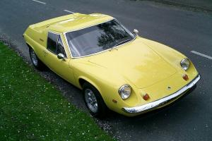 BEAUTIFULLY SORTED, EMINENTLY USEABLE LOTUS EUROPA TWIN CAM WITH FIVE SPEED
