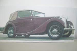 MG VA Tickford drophead by Salmonds Bros. first reg 1940.  Photo