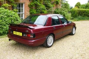 Ford Sierra Cosworth 4x4  Photo