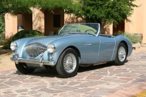 1954 Austin Healey 100-4  Stunning Car! Nut and bolt restoration!