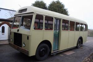 AUSTIN MULLINER BUS 30 SEATER GOODWOOD RACE TRANSPORTER SHOW COFFEE SHOP LIVING