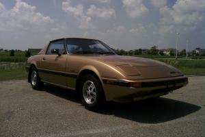 1982 Mazda RX-7 GSL Coupe 2-Door 1.1L