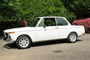 1974 BMW 2002 - Supercharged!