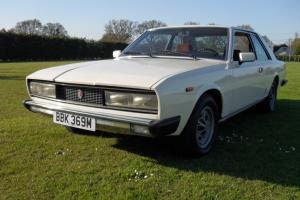Fiat 130 Coupe. Original, Un-Restored Italian Classic. PX maybe