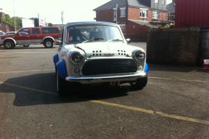 1978 AUSTIN MINI TYPE R 1600 CARBON FIBRE LIGHT WEIGHT FAST