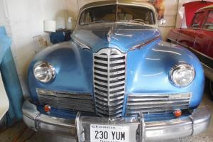 Packard Clipper 6 1947 Rare Barn Find