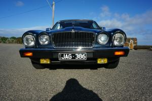 Jaguar Sovereign V12 1987 4D Sedan 3 SP Automatic 5 3L Multi Point F INJ  Photo