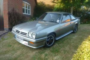 OPEL MANTA GTE EXCLUSIVE COUPE