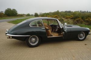 1970 Jaguar E-Type 4.2 Series 2 Rare Power Steering 2