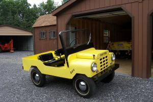 1960 Crofton Bug Similar to Crosley Farm-O-Road Jeep Style Microcar