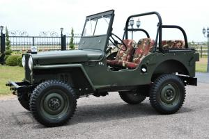 1949 Jeep Willys CJ-2 2.2L