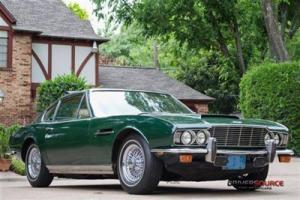 1969 Aston Martin DBS - 6-Cylinder, Matching Numbers Example, Original!