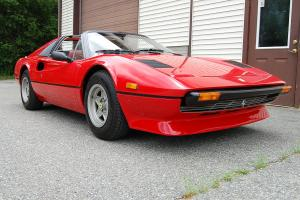 1979 Ferrari 308 GTS Red fresh belt service, very well cared for car