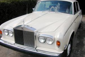 (Vintage) 1977 Rolls Royce Silver Wraith 2 (Right Hand Steering) Collectors Item Photo