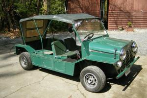1967 Austin Mini Moke Rare Very Original