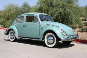 1962 VW Classic Beetle Ragtop. Time Capsule all original everything!
