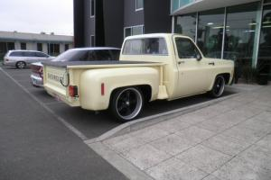 Chev 1978 C10 Step Side Right Hand Drive