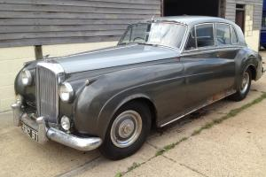 1956 Bentley S1 Saloon For Restoration 1 owner