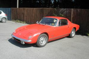 1972 LOTUS ELAN  Photo