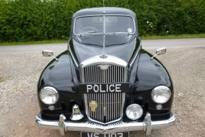 WOLSELEY 1954 6/80 SALOON