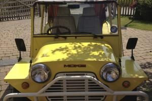Austin Rover Mini Moke 25th Anniversary Edition 1989