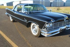 1957 CHRYSLER IMPERIAL SOUTHAMPTON COUPE ,RESTORED ,HEMI ,,GREAT DRIVER ,LOW RES