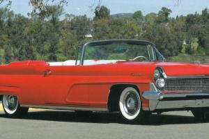 1959 Lincoln Continental MKIV Convertible Must See!!!