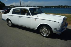 Rolls Royce Silver Shadow 1973 4D Saloon 3 SP Automatic 6 8L Twin Carb