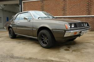 1979 MITSUBISHI COLT SAPPORO SILVER STUNNING EXAMPLE NOT DATSUN/TOYOTA/FORD/