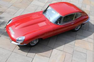 JAGUAR E TYPE SERIES 1 4.2 MANUAL 2 Photo