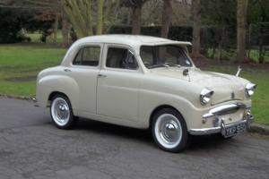 1957 STANDARD FAMILY 10 BEIGE TAX  Photo
