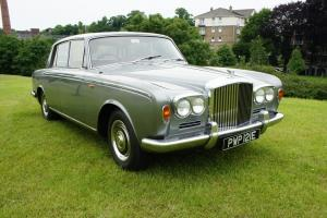 1967 BENTLEY T1 - OLDER RESTORATION ORIGNALLY OWNED BY ARISTOCRATIC OFFICER