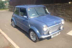 Mini Cooper 40 LE In Island Blue Only 24k fsh