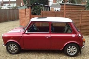 1998 ROVER MINI COOPER MULTI-COLOURED